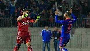 [VIDEO] Goles Copa Chile: La U vence en penales a Iquique y avanza a cuartos