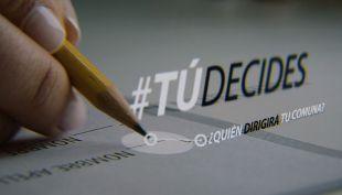 Este 23 de octubre #TúDecides: la completa cobertura de las municipales 2016 en T13