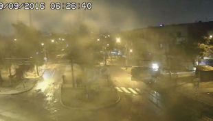 Accidente por pavimento mojado deja un muerto en Independencia