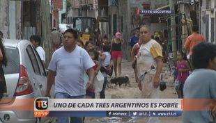 Argentina: ¿Qué significa que una de cada tres personas viva en la pobreza?