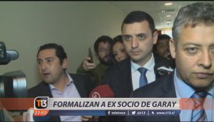 Formalizan a ex socio de Rafael Garay por presunta estafa