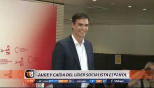 [VIDEO] Pedro Sánchez: El auge y caída del líder socialista español