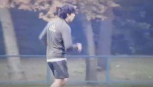 [VIDEO] Matías Fernández se pone a punto para debutar en el AC Milan