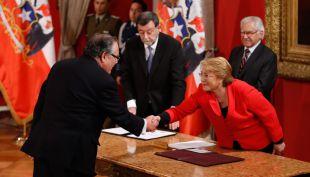 [VIDEO] Juran los nuevos ministros de Justicia, Energía y Bienes Nacionales