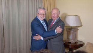 Renuncia de Máximo Pacheco: Critican eventual favoritismo de La Moneda a Ricardo Lagos