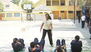 Simce de Educación Física