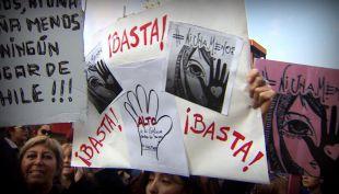 [VIDEO] #NiUnaMenos y las grandes luchas de las mujeres en Chile