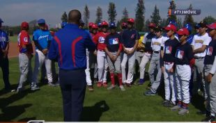 [VIDEO] MLB busca talentos en Chile y realizó try out en el Estadio Nacional