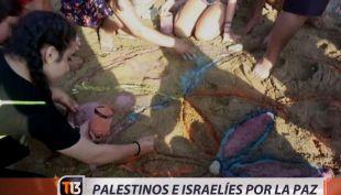 [VIDEO] Palestinos e Israelíes por la paz