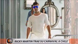 [VIDEO] El estreno de Trolls, Ricky Martin en Chile y más panoramas con María Jesús Muñoz
