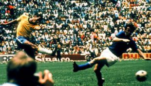 [VIDEO] El recordado golazo de Carlos Alberto ante Italia en el Mundial de México 1970