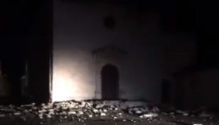 [VIDEO] Sismo de 5,5 Richer sacude el centro de Italia
