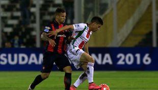[VIDEO] Goles Copa Sudamericana: Palestino vence a San Lorenzo en el Estadio Monumental