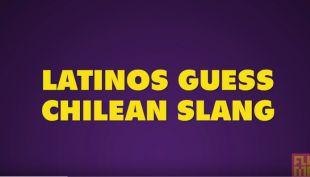 [VIDEO] Latinos intentan entender modismos chilenos (sin mucho éxito)