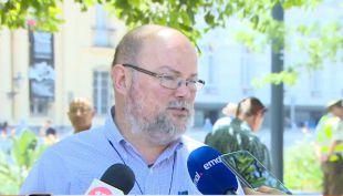 Anef pide a la Iglesia intervenir como mediador en el paro de funcionarios públicos