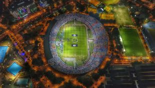 [VIDEO] El homenaje de Atlético Nacional a las víctimas de la tragedia