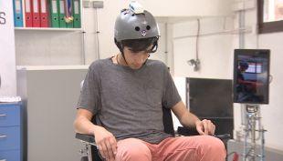[VIDEO] Un impacto mundial: la silla que se mueve con la mente