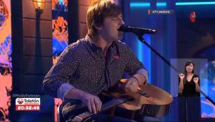 [VIDEO] Nahuel Pennisi: El músico no vidente que emocionó en la Teletón