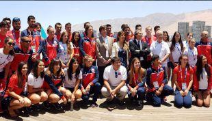 [VIDEO] Team Chile cumple actuación histórica al ganar los Juegos Bolivarianos de Playa