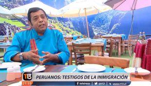 [VIDEO] Peruanos: Testigos de la inmigración en Chile