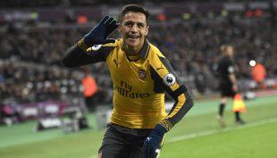 [VIDEO] La lista de grandes goles de Alexis Sánchez que deslumbran a Europa