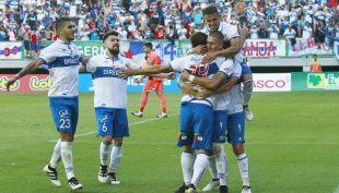 [VIDEO] Goles Fecha 15: La UC derrota a Temuco y se corona campeón del Apertura