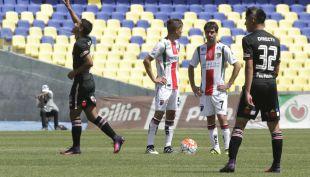 [VIDEO] Goles Fecha 15: Colo Colo con equipo alternativo supera a Palestino