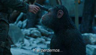 La batalla definitiva contra los humanos en el tráiler de El planeta de los simios: Guerra