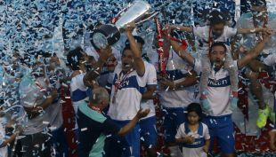 [VIDEO] La cruzada de la UC: La película del bicampeón del fútbol chileno