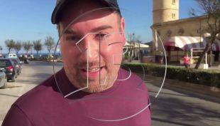 [VIDEO] Exclusivo: Las primeras imágenes de Alberto Chang en Malta