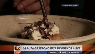 [VIDEO] El boom de la gastronomía argentina: Estos son los mejores restaurantes de Buenos Aires