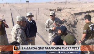 [VIDEO] Desarticulan la banda de tráfico de migrantes más grande de América Latina
