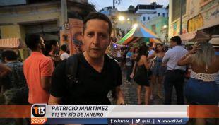 [VIDEO] T13 te muestra los mejores panoramas nocturnos en Río de Janeiro