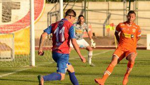 [VIDEO] Goles Primera B: Deportes Iberia y Cobreloa empatan en Los Ángeles