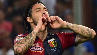 [VIDEO] El golazo de Mauricio Pinilla en su debut como titular con el Genoa