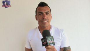[VIDEO] Esteban Paredes invita a hinchas de Colo Colo a vivir amistoso y Noche Alba por Canal 13