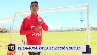 [VIDEO] Nozomi Kimura: El Samurái que espera brillar con la selección chilena Sub 20