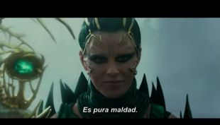 Trailer película Power Rangers