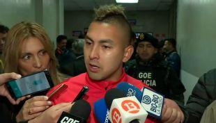 """[VIDEO] Jeisson Vargas: """"Mi intención nunca va ser pegarle a un rival"""""""