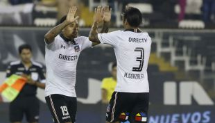 [VIDEO] Los goles de la victoria de Colo Colo ante Sporting Cristal
