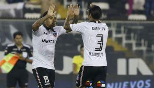 [VIDEO] Los goles de la victoria de Colo Colo ante Sporting Cristal