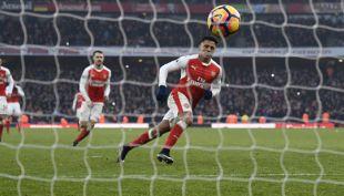 Alexis Sánchez se ubica como exclusivo máximo anotador de la Premier League