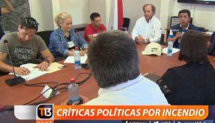 [VIDEO] Autoridades de la VI región crítican al Gobierno por tardanza en entrega de recursos