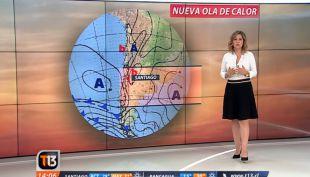 Michelle Adam entrega detalles de nueva ola de calor que dejará temperaturas sobre los 38°