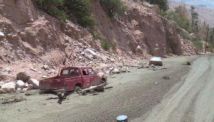 [VIDEO] Aluvión en Alto de Carmen deja a más de 300 personas aisladas