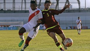 [VIDEO] El empate entre Perú y Venezuela en el Sudamericano Sub 20