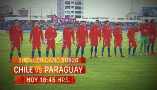 [VIDEO] La Roja Sub 20 y la Noche Alba se toman las pantallas de Canal 13
