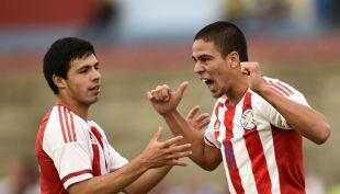 [VIDEO] Así fue el gol de Paraguay para marcar el 1-0 ante Chile en el Sudamericano Sub 20