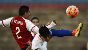 [VIDEO] Las mejores jugadas y goles del duelo de Chile ante Paraguay en el Sudamericano Sub 20