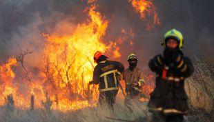 Empresas Eléctricas e incendio en Pumanque: No existe evidencia de un cortocircuito